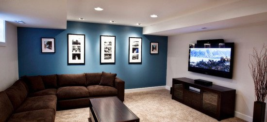 Home Office Space Basements
