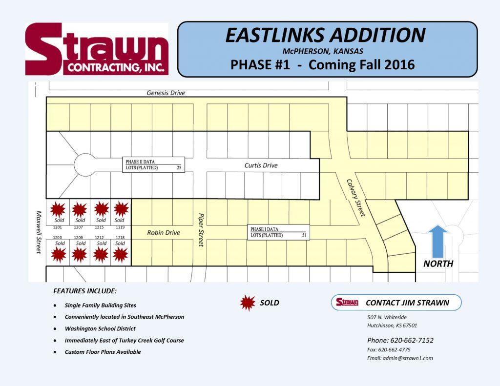 Strawn EastLinks Landscape